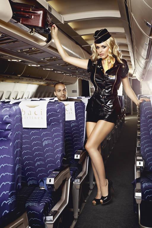 фото стюардесс в колготках