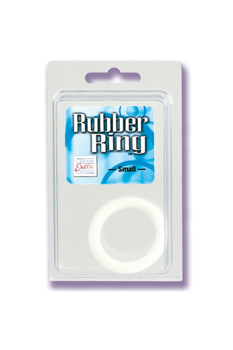 Кольцо Rubber Ring White Small