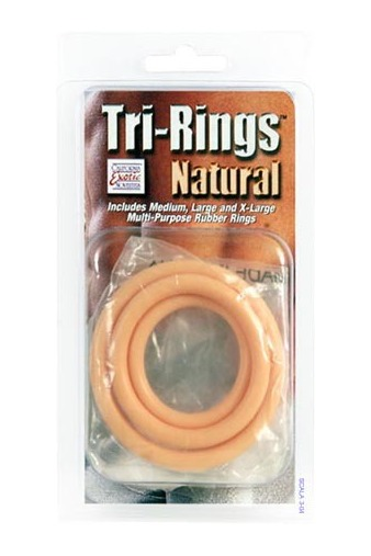 Три кольца Tri-Rings Natural