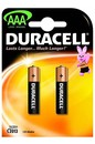 Duracell aaa mn2400 bl2 1