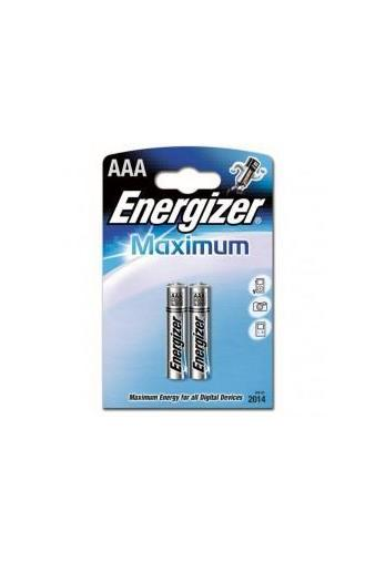 Батарейка Energizer Maximum  (AAA)