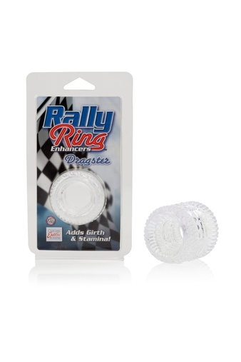 Насадка Rally Ring Enhancers Dragster Clear