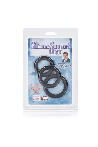 Набор из 3 колец Silicone Support Rings