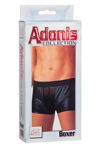 Трусы Adonis Mens Wet Look Boxer