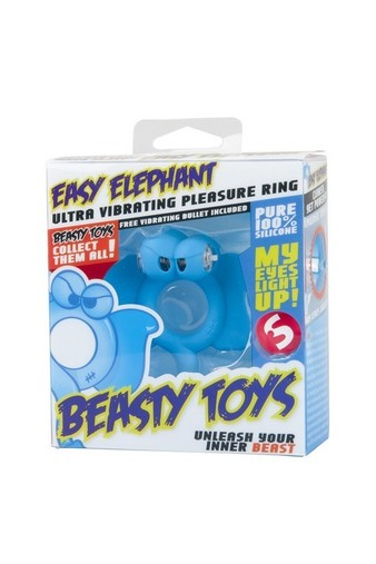 Вибронасадка Beasty Toys Easy Elephant