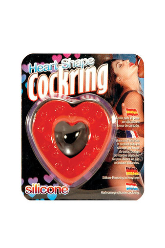 Кольцо Heart Shape Cockring