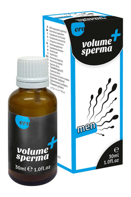 Капли Ero Volume Sperma + Men
