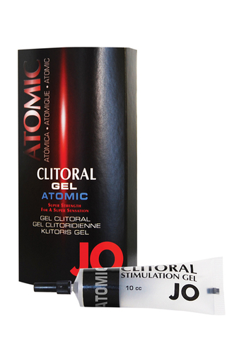 Клиторальный гель JO Clitoral Stimulation Gel Atomic