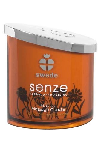 Массажная свеча Swede Senze Massage Candle Blissful