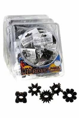 Эрекционное кольцо 'Mega Stretch Ring'